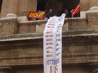 VIDEO CONFERENZA STAMPA FLASH MOB AL COLOSSEO del 11 ottobre